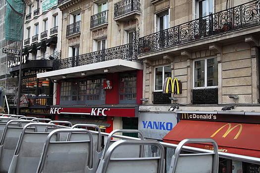 Paris France - Street Scenes - 0113130 by DC Photographer