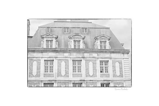 Paris House by Ramona Murdock