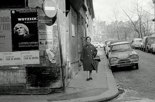 Paris in the 1960s by Glenn McCurdy