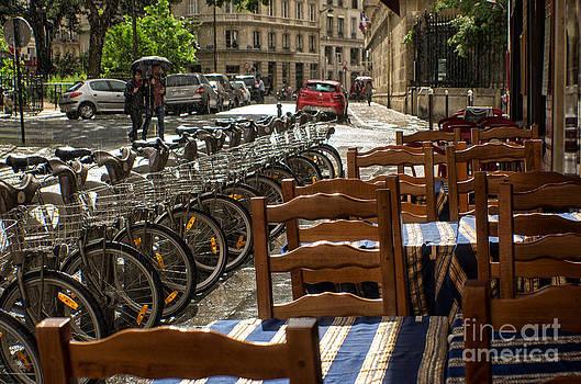 Paris in the Rain by Jay Ressler