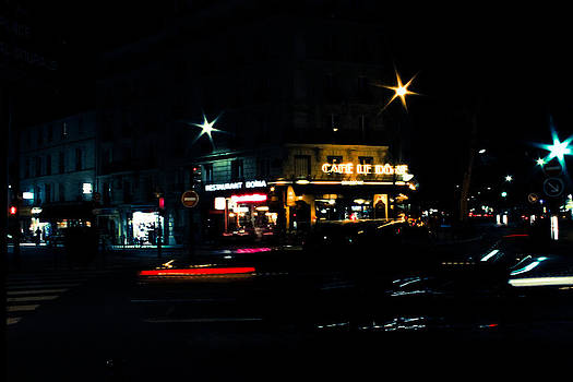 Paris Night Movements 2 by Calvin Hanson