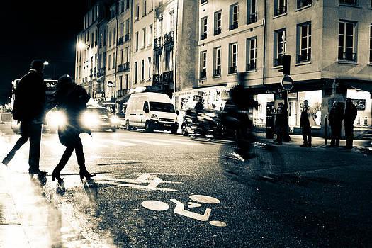 Paris Nights 2 by Calvin Hanson
