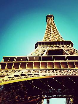 Paris Photography Eiffel Tower by The Art With A Heart By Charlotte Phillips