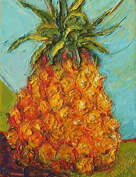 Paris' Pineapple by Paris Wyatt Llanso