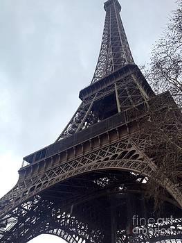 Paris Postcard by Greg Cross