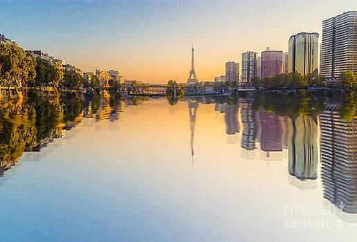 Algirdas Lukas - Paris Reflections 20