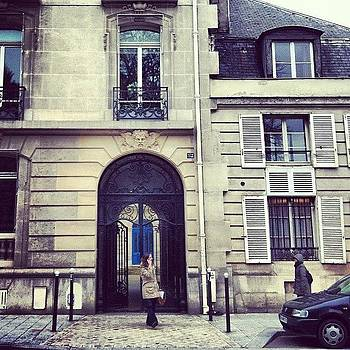 #paris by Sarah Dawson