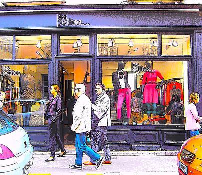 Jan Matson - Paris Shopping