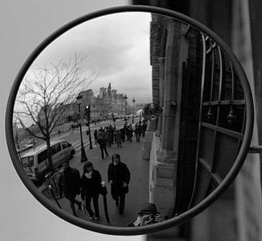 Paris Through A Mirror by Nicholas Gregory