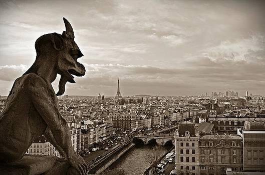 Paris by Victoria Dimitrova