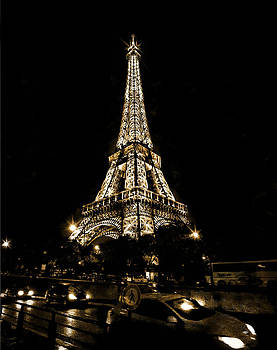 Paris Wonder by Cecil Fuselier