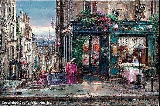 Parisian Dreams by Cao Yong