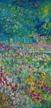 Park Floral by Matthew David Evans