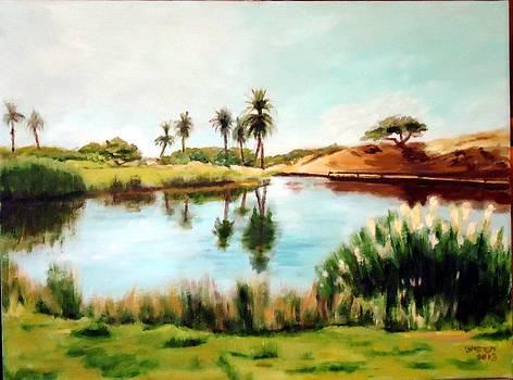 Park Saphir Israel by Amatzia Baruchi