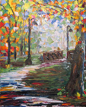 Park Trail by Emily McLemore