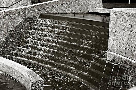 Nancy Stein - Park Waterfall
