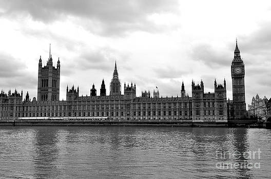 Parliament  by Andres LaBrada