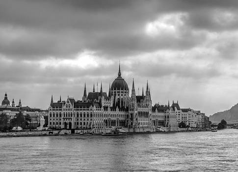 David French - Parliament building Budapest