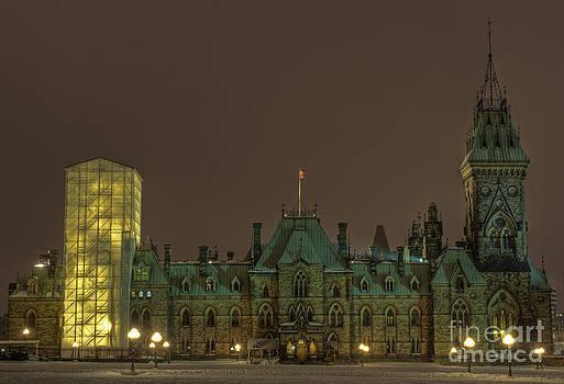 Nina Stavlund - Parliament Hill Ottawa