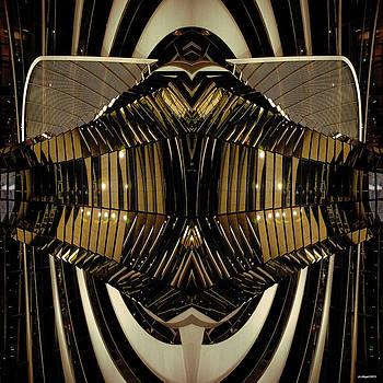 Parliamentarian harness by Anders Hingel