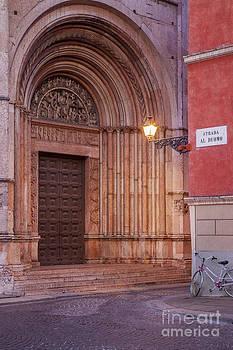 Brian Jannsen - Parma Baptistery Doorway