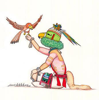 Parrot Brotherhood by Dalton James