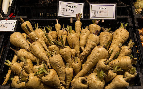 Parsnips  by Mary Underwood