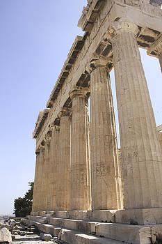 Parthenon by Cassandra NightThunder