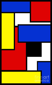 Andee Design - Partridge Family Abstract 2 A