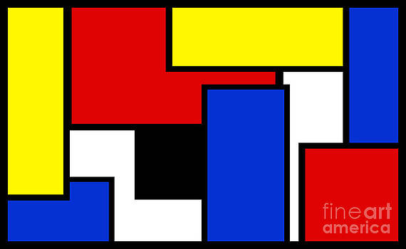Andee Design - Partridge Family Abstract 2 B