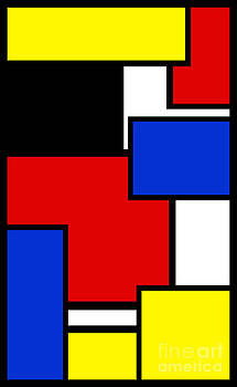 Andee Design - Partridge Family Abstract 3 A