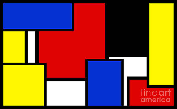Andee Design - Partridge Family Abstract 3 B