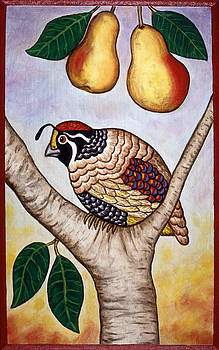Linda Mears - Partridge in a Pear Tree