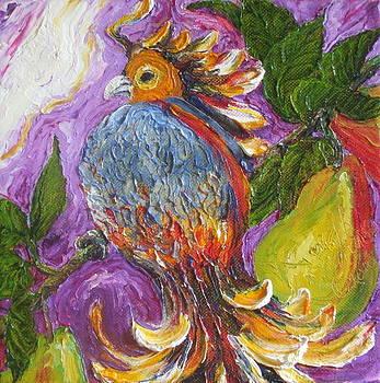 Partridge in a Pear Tree by Paris Wyatt Llanso