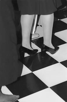 Harold E McCray - Party feet