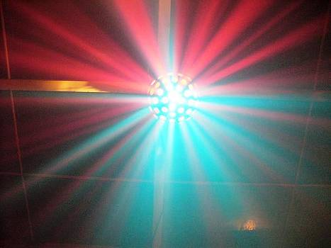 Party Lights by Isabella Rocha