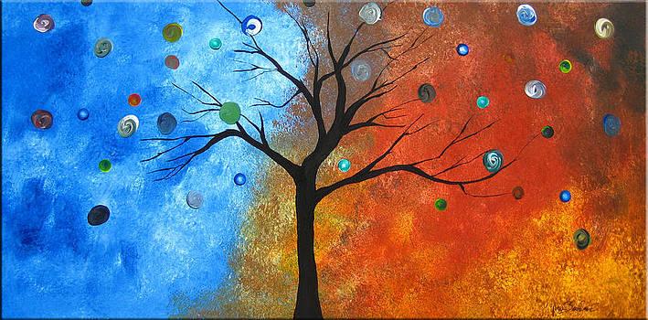 Party Tree by Gino Savarino