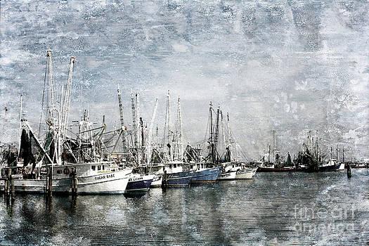 Pass Christian Harbor by Joan McCool