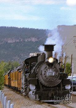 Tim Mulina - Passenger train