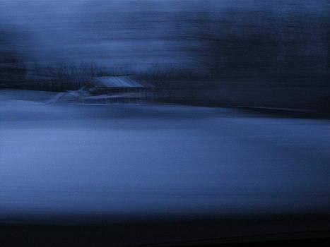 Sandy Tolman - Passenger Window - 4018