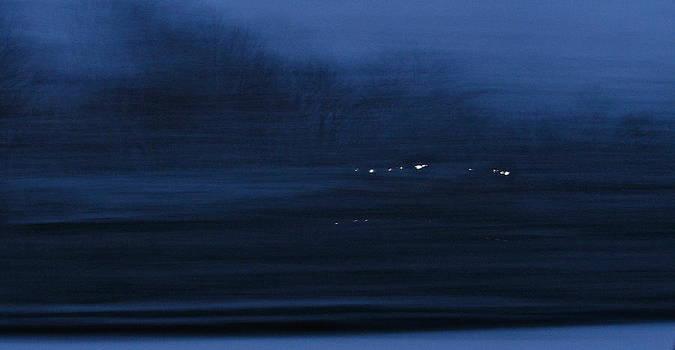 Sandy Tolman - Passenger Window - 4021