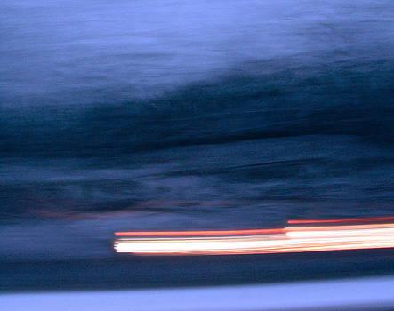 Sandy Tolman - Passenger Window - 4022