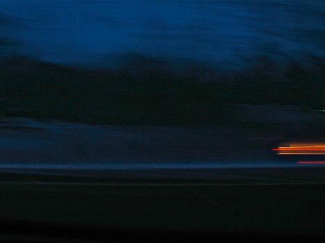 Sandy Tolman - Passenger Window - 4037