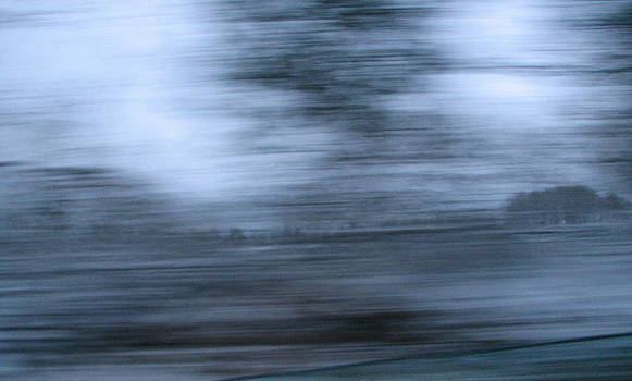 Sandy Tolman - Passenger Window - 3957