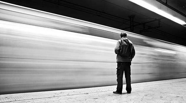 Passing By by Ricardo Machado