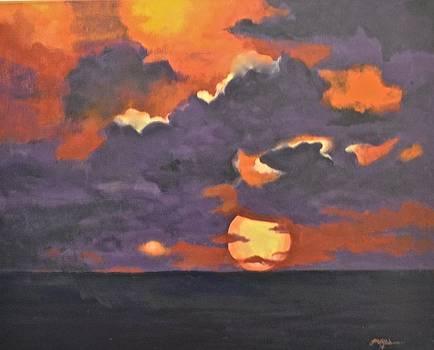 Passing Storm by Jim Ellis