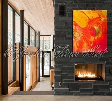 Real Interior Design by Julia Fine Art