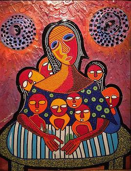Passionate Mother by Lanre Buraimoh