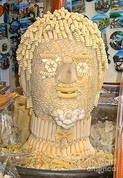 ITALIAN ART - Pasta Man