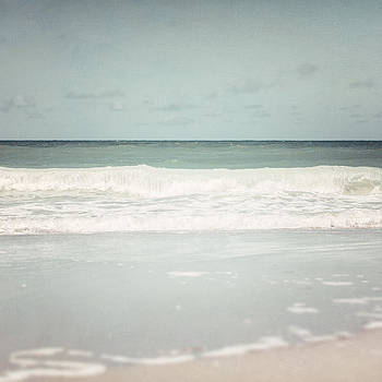 Lisa Russo - Pastel Beach Decor of Gulf of Mexico in Florida